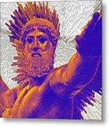 Jupiter - Zeus Metal Print