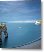 Jurassic Coast - Durdle Door Metal Print
