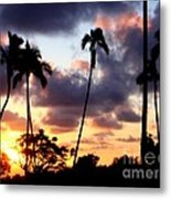 Just Another Sunrise In Paradise Metal Print