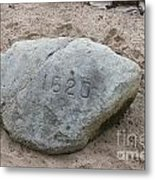 Just Another Veiw Of Plymouth Rock Metal Print