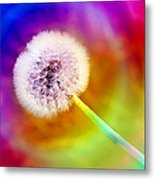 Just Dandy Taste The Rainbow Metal Print