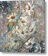 Just Dasies Metal Print