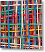 Just Strings Attached II Metal Print by Shawn Hempel