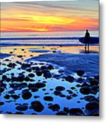 Just The Right Moment Metal Print