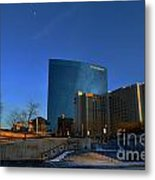 Jw Marriott On The Canal Indianapolis Metal Print