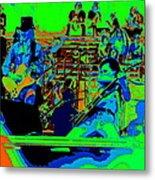 Jwinter #9 Enhanced Colors 1 Metal Print