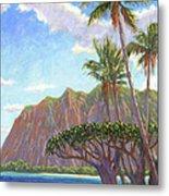 Kaaawa Beach - Oahu Metal Print