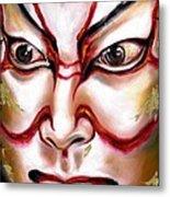 Kabuki One Metal Print