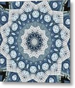 Kaleidoscope 26 Metal Print
