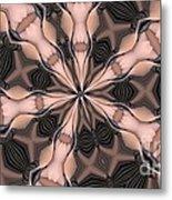 Kaleidoscope 27 Metal Print