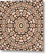 Kaleidoscope 30 Metal Print