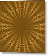Kaleidoscope 33 Metal Print