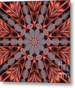 Kaleidoscope 35 Metal Print