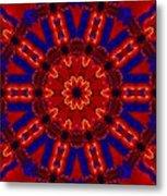Kaleidoscope 36 Metal Print