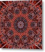 Kaleidoscope 38 Metal Print