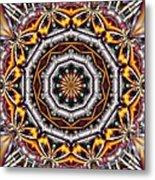 Kaleidoscope 41 Metal Print