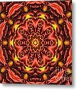 Kaleidoscope 42 Metal Print