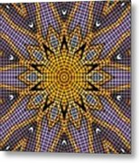 Kaleidoscope 5 Metal Print