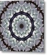 Kaleidoscope 63 Metal Print