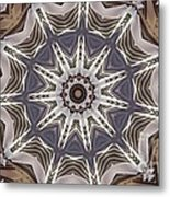 Kaleidoscope 64 Metal Print