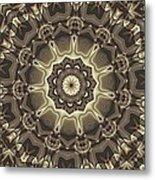Kaleidoscope 66 Metal Print