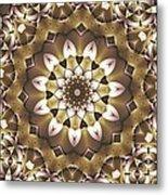 Kaleidoscope 68 Metal Print