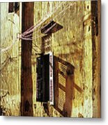 Kampot Lane Metal Print by Rick Piper Photography