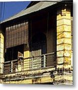Kampot Old Colonial 02 Metal Print