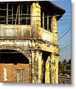 Kampot Old Colonial 03 Metal Print