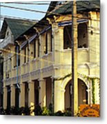 Kampot Old Colonial 07 Metal Print