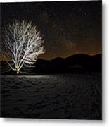 Kancamagus Scenic Byway - Sugar Hill Scenic Vista New Hampshire Usa Metal Print