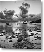 Kaneohe Bay Metal Print by Tin Lung Chao