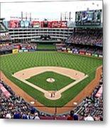 Kansas City Royals V Texas Rangers Metal Print