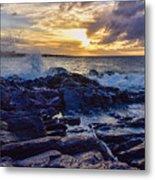 Kapalua Sunset Metal Print