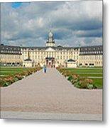 Karlsruhe Palace Metal Print