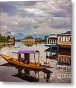 Kashmir - The Paradise On Earth Metal Print