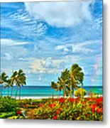 Kauai Bliss Metal Print