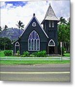 Kauai Church 2 Metal Print