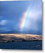 Kauai Rainbow Metal Print