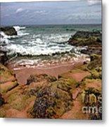 Kauai Seascape I Metal Print