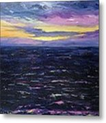 Kauai Sunset Metal Print