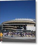 Kauffman Stadium - Kansas City Royals Metal Print