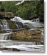 Kbal Chhay Waterfalls Metal Print