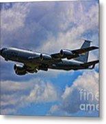 Kc-135 Stratotanker Metal Print