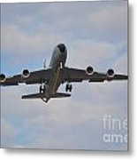 Kc135 Airforce Aircraft  Picture A Metal Print