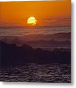Kee' Sunset II Metal Print