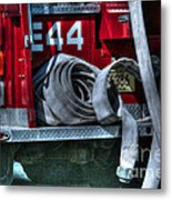 Keep Fire In Your Life No 11 Metal Print