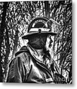 Keep Fire In Your Life No 3 Metal Print