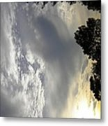 Keeping The Faith Metal Print