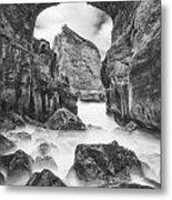 Kehole Arch Metal Print